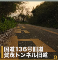 国道136号 賀茂トンネル