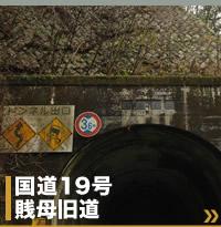 国道19号旧道 賎母隧道