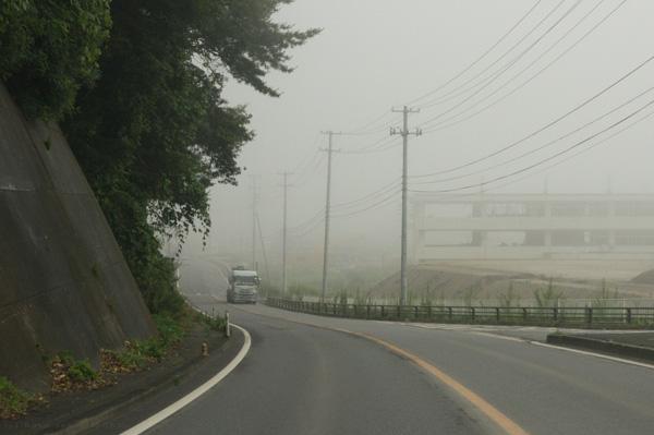国道45号陸前高田 旧道 うごく七夕 けんか七夕